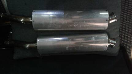 Ducati Mufflers standard off 200 super sport Perth Perth City Area Preview