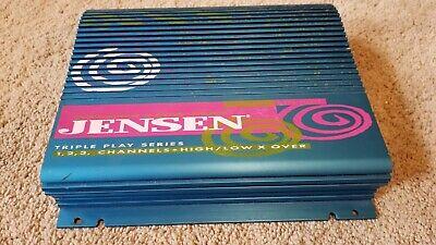 Jensen Triple Play Series A322HLX 350 Watt Amp Amplifier 1/2/3 Channels