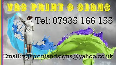 VGS PRINT AND SIGNS