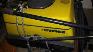 Karcher commercial scrubber Adamstown Heights Newcastle Area Preview