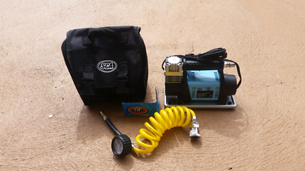 SCA  TYRE INFLATOR