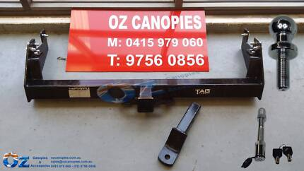 BT-50 MAZDA 3500KG RATED TOW BAR SUITS******2017