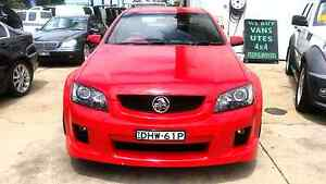 VE SSV 2007 63000km's with 310kw at wheels Lidcombe Auburn Area Preview