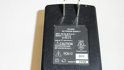 BB1: Genuine 3Com - Palm Hot Sync Cradle & AC Power Supply Model #163-0022