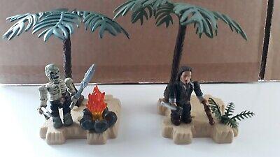 Pirates of The Caribbean At Worlds End:Mega Bloks Set job lot some...