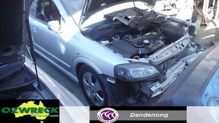 2005 HOLDEN ASTRA TS CONVERTIBLE WRECKING WHOLE VEHICLE