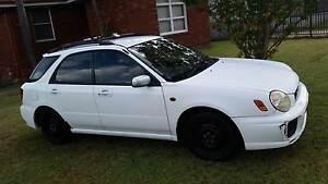 2001 Subaru Impreza CHEAP BARGAIN Yagoona Bankstown Area Preview