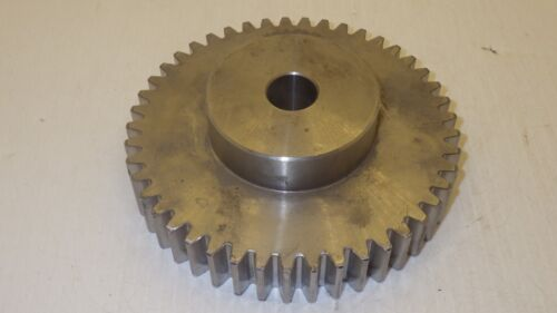 STAINLESS STEEL PINION GEAR 45 TEETH 20mm BORE NNB