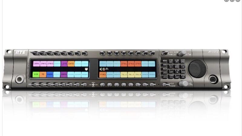 RTS KP-5032 32 Position Programmable Key Panel & HD Color Display