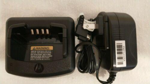Mint OEM Motorola RLN6304 Rapid Charger For RDX Series RDU2020 RDU4100