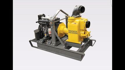 New Economical trash transfer volume water pump 25k MSRP