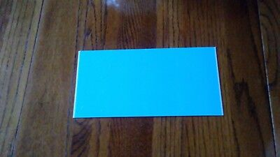 Aluminum Dye Sublimation Photography Blanks 7 X 9 X .032 Thick 1.35 Each