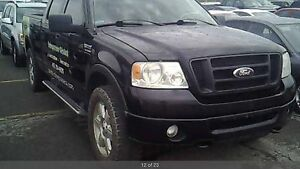 2006 Ford F-150 FX4 4 door 4X4 Fully loaded