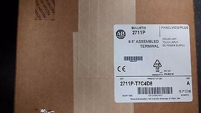 2020 New Allen-bradley 2711p-t7c4d8 Panelview Plus 6 700 Factory Sealed