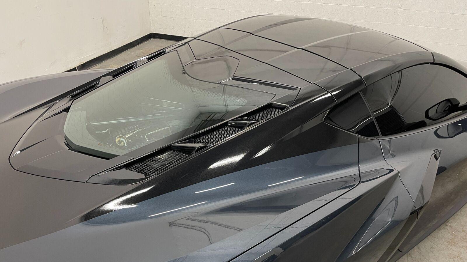 2020 Gray Chevrolet Corvette Stingray 1LT | C7 Corvette Photo 7