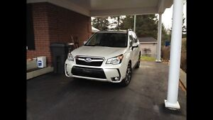 Subaru Forester XT limited technology