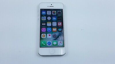Apple iPhone 5 - 16GB - White & Silver (Verizon) A1429 Smartphone IMEI? J4236