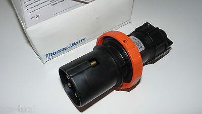 Thomas & Betts Russelstoll 634MP2XT Reefer Male Plug 240 VAC 60 Amp 3P4W MIPCO