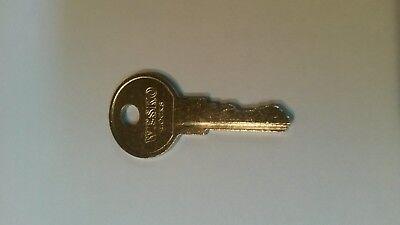 Hon Office Furniture Control Key