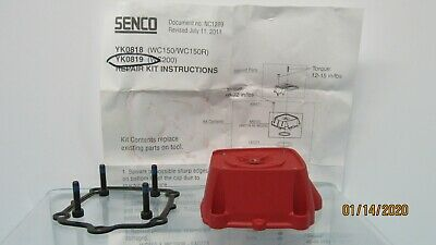Senco Yk0819 Cap Assembly For Wc200xp Ps200xp Stapler 13ce