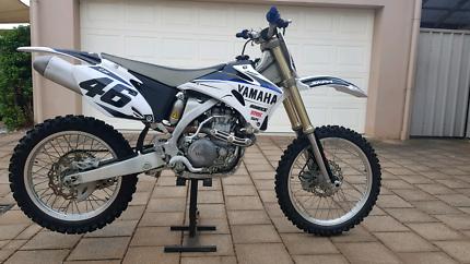 2009 yamaha yz450