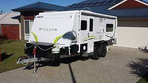 2014 JAYCO EXPANDA 17.56-2 OUTBACK FOR HIRE ONLY $85 PER NIGHT Buccan Logan Area Preview