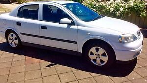 2002 Holden Astra Sedan with very low KM'S  $4750 ONO Hillbank Playford Area Preview