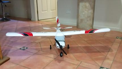 Model RC plane