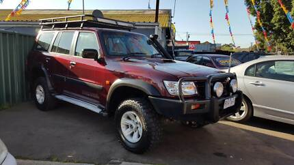 2002 NISSAN PATROL 3LITRE TURBO DIESEL 4X4 LOADS OF EXTRAS Maidstone Maribyrnong Area Preview