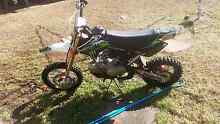 190 braap motor bike for sale Toowoomba Toowoomba City Preview