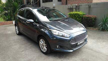 FORD FIESTA TREND 2013 – 39.000 KM – 2 NEW TYRES– FIRST OWNER