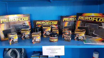 Aeroflow SPORTS AIR FILTERS / HI FLOW OIL FILTERS