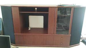 Large tv unit and storage Duncraig Joondalup Area Preview