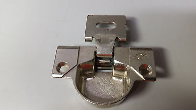 """Grass 839-04 ZINC Face Frame Cabinet Hinge, 5/8"""" overlay  FREE SHIPPING!"""