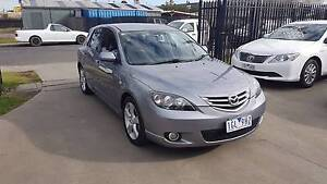 2005 Mazda 3 SP23 Hatchback AUTO Williamstown North Hobsons Bay Area Preview