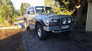 Toyota Land cruiser 80 Craigieburn Hume Area Preview