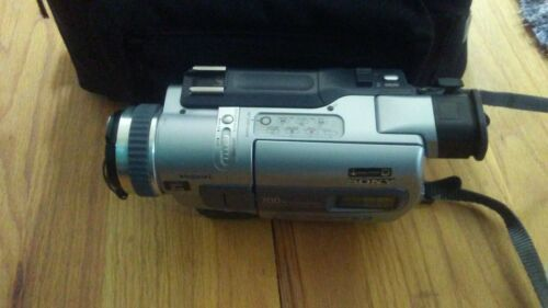 Sony Handycam DCR-TRV530 Digital 8 8MM Camcorder Video Transfer