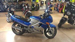2002 Kawasaki EX250-H13