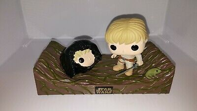 Funko Pop! Movie Moments Dagobah Face-Off #284 Star Wars Smugglers Bounty