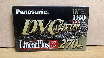 Кассеты и диски Panasonic DVC Cassette