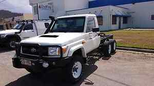 GXL VDJ 79 6x6 single cab for sale Mount Louisa Townsville City Preview