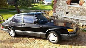 1985 SAAB AERO TURBO 16S 900 RARE Fremantle Fremantle Area Preview