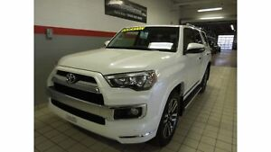 2016 Toyota 4Runner Limited/CUIR/NAV/7 PASS