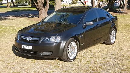 2010 holden Commodore International 3.0L 6spd Auto