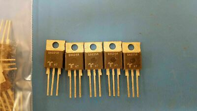10 Pc S8025r Teccor Thyristor Scr 800v 350a 3-pin3tab To-220ab Non-isolated