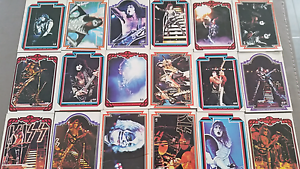 KISS 1978 Trading cards 18 off Busselton Busselton Area Preview