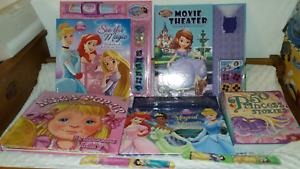 Princess & fairy books