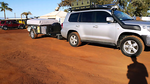 Custom built off-road Camper Trailer Woodvale Joondalup Area Preview