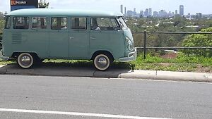 1966 Volkswagen Split Screen Kombi 15 window microbus Brisbane City Brisbane North West Preview