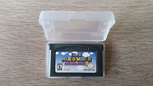 Super-Mario-World-Super-Mario-Advance-2-GBA-Game-Boy-Advance-Gameboy